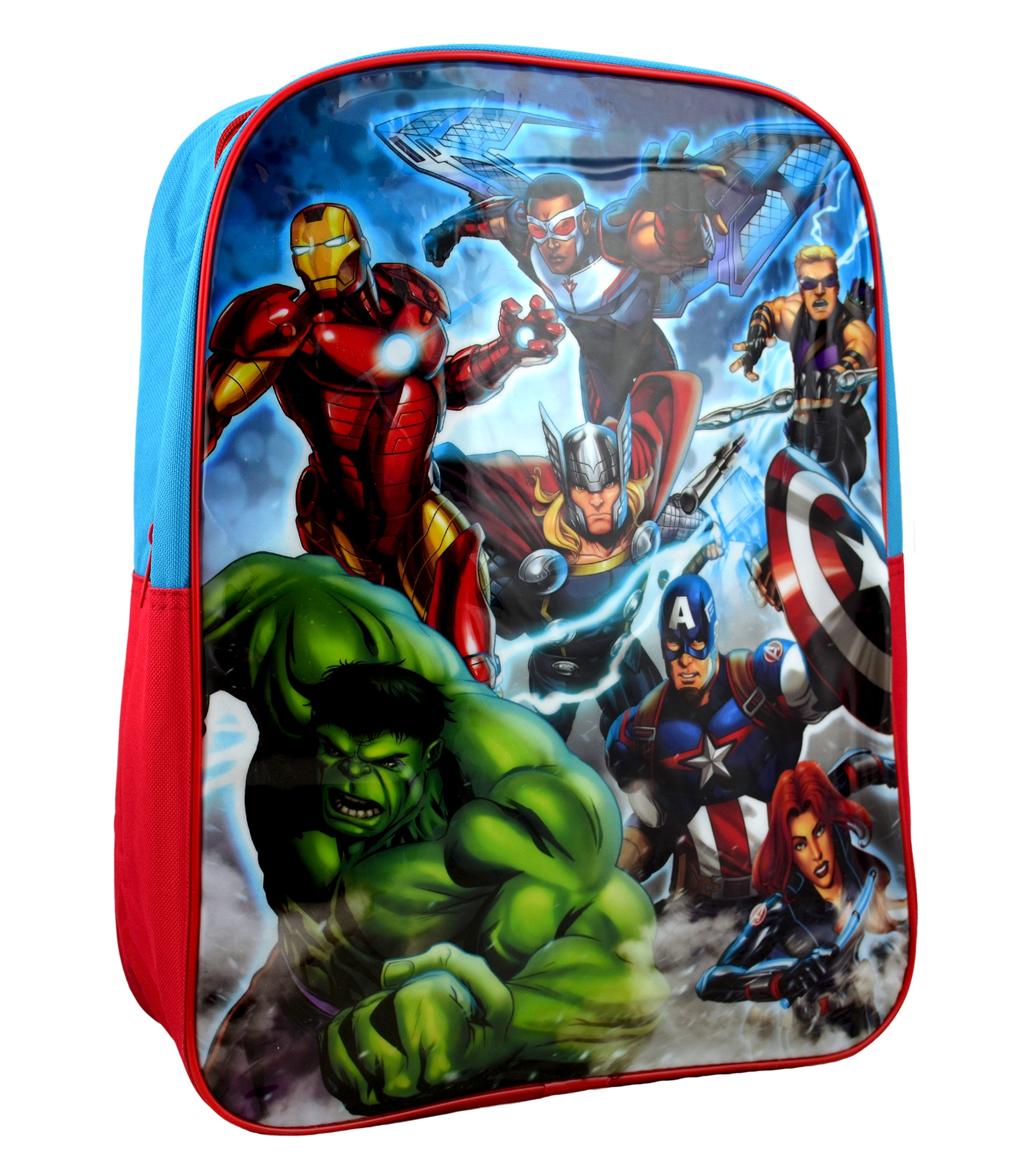 Avengers 'Force' Junior School Bag Rucksack Backpack