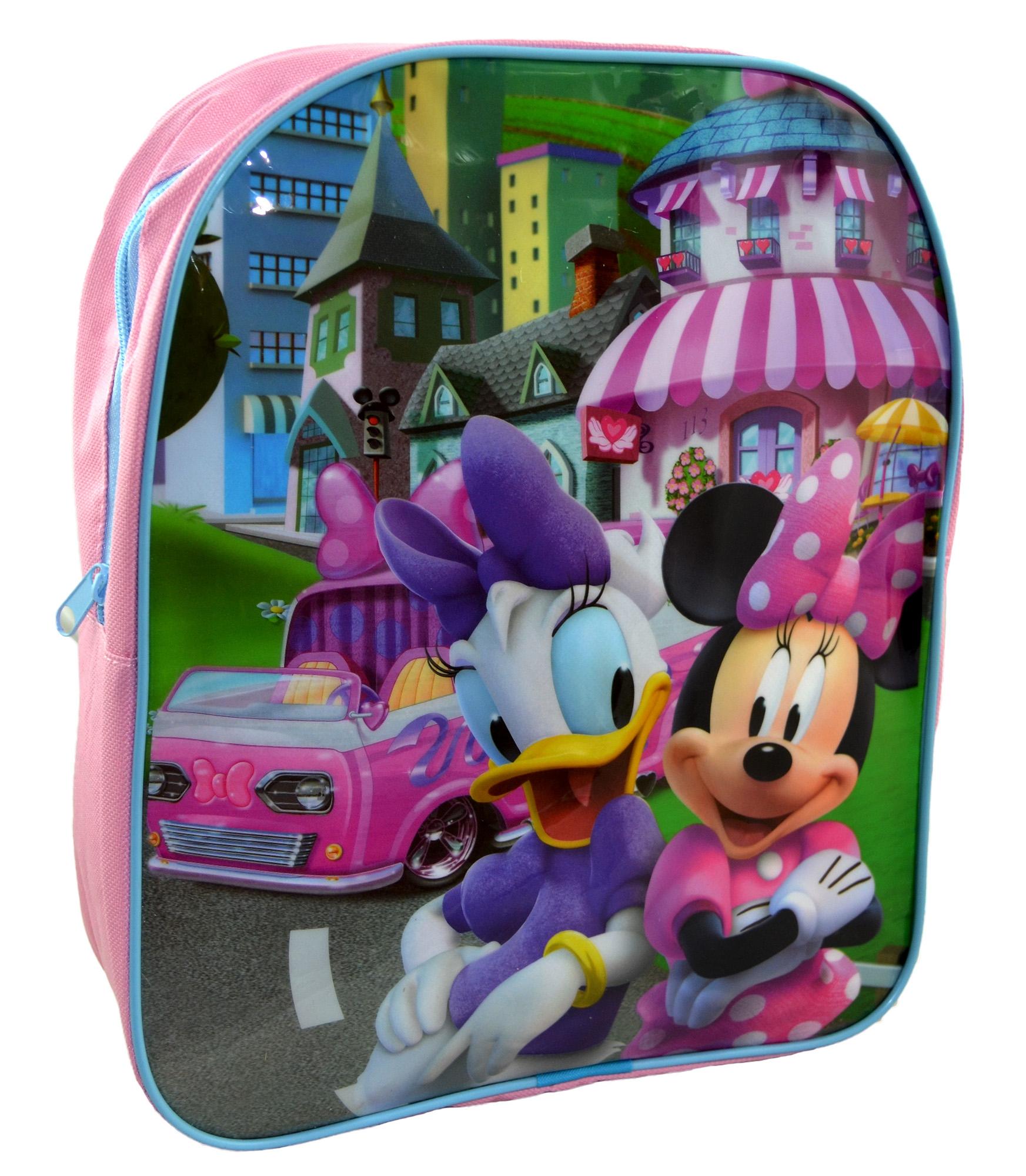 Disney Minnie Mouse 'Friends' Junior School Bag Rucksack Backpack
