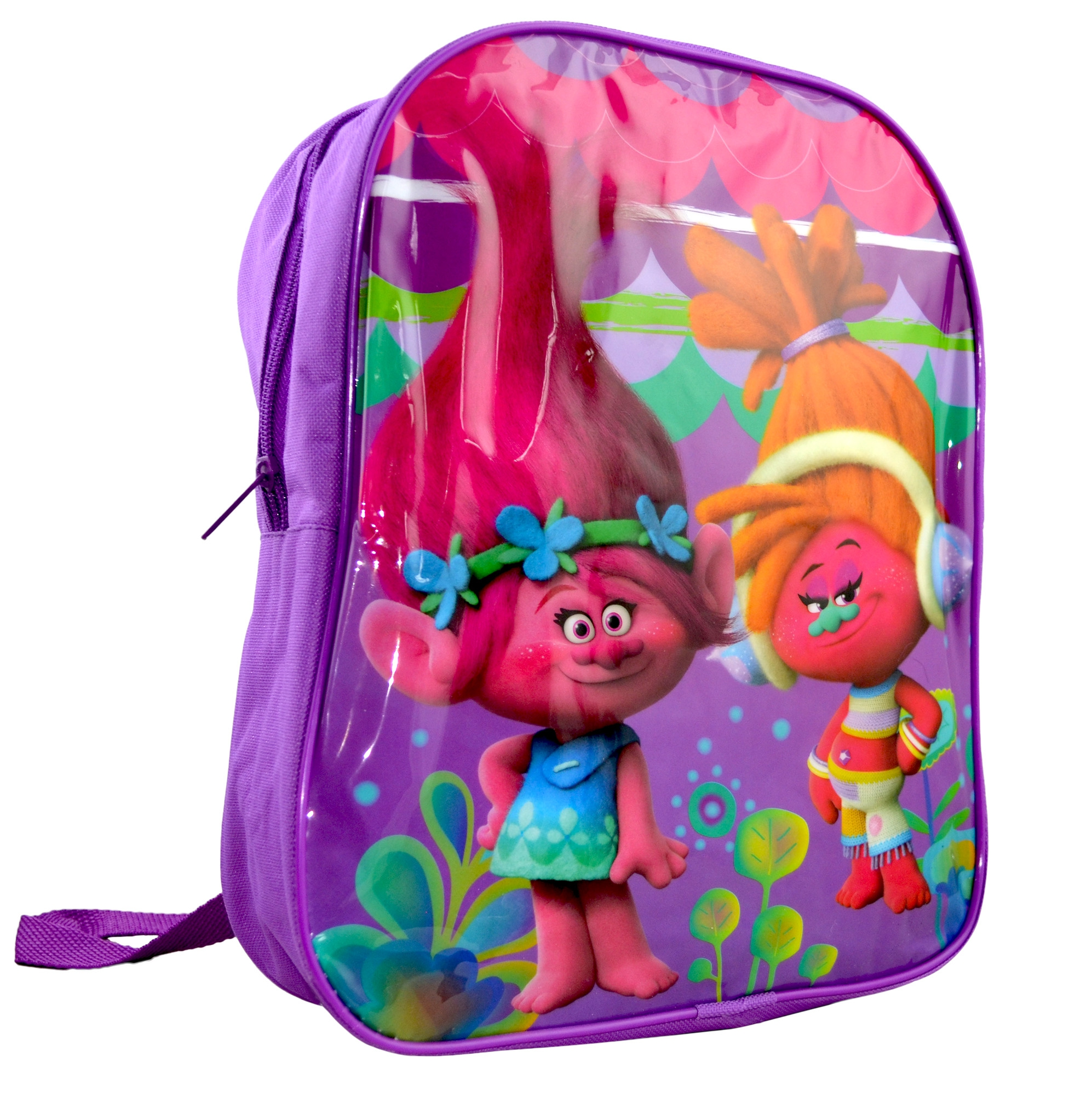 Trolls Poppy 'Friends' Junior School Bag Rucksack Backpack