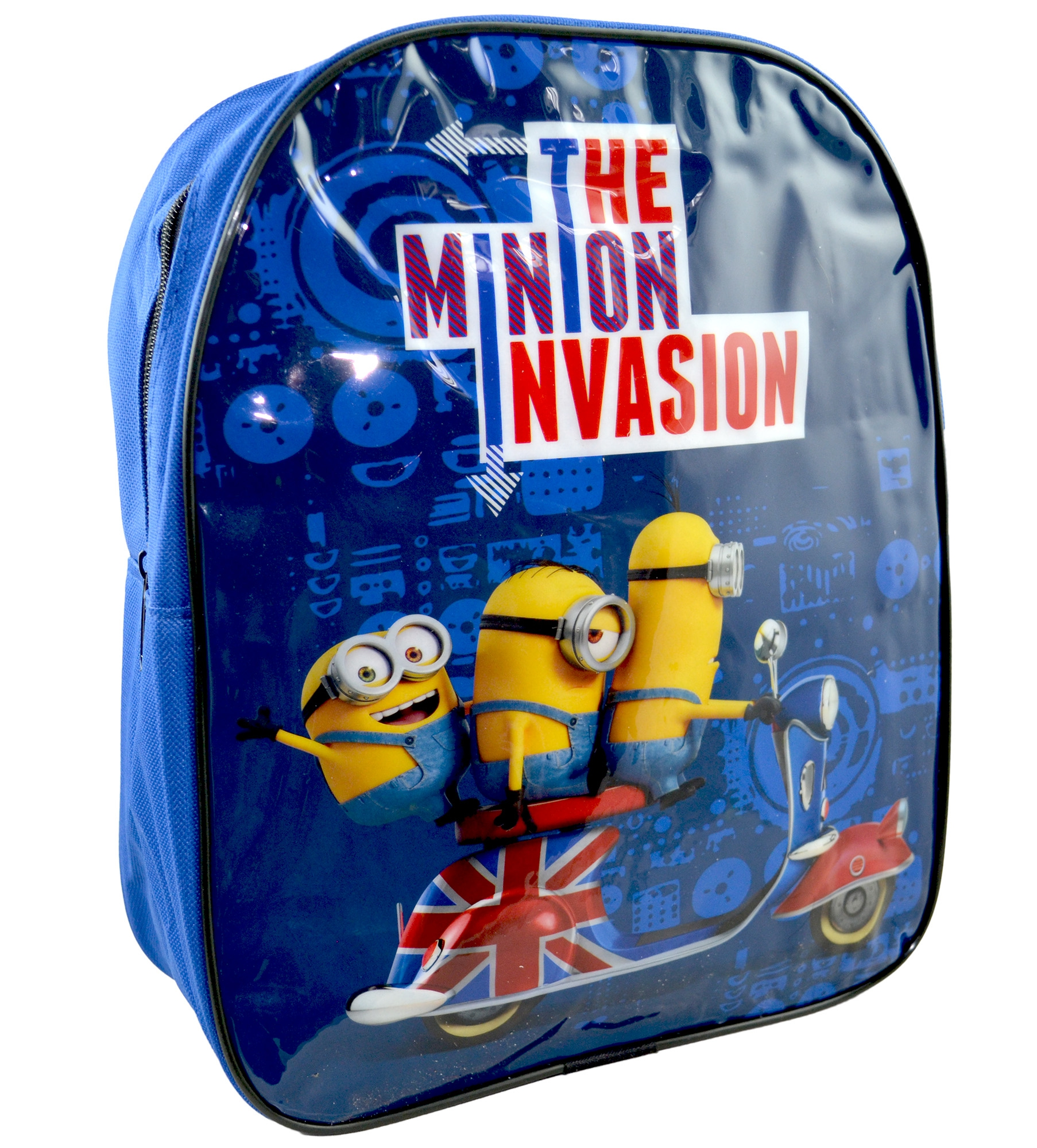 Despicable Me Minions 'Invasion' Junior School Bag Rucksack Backpack