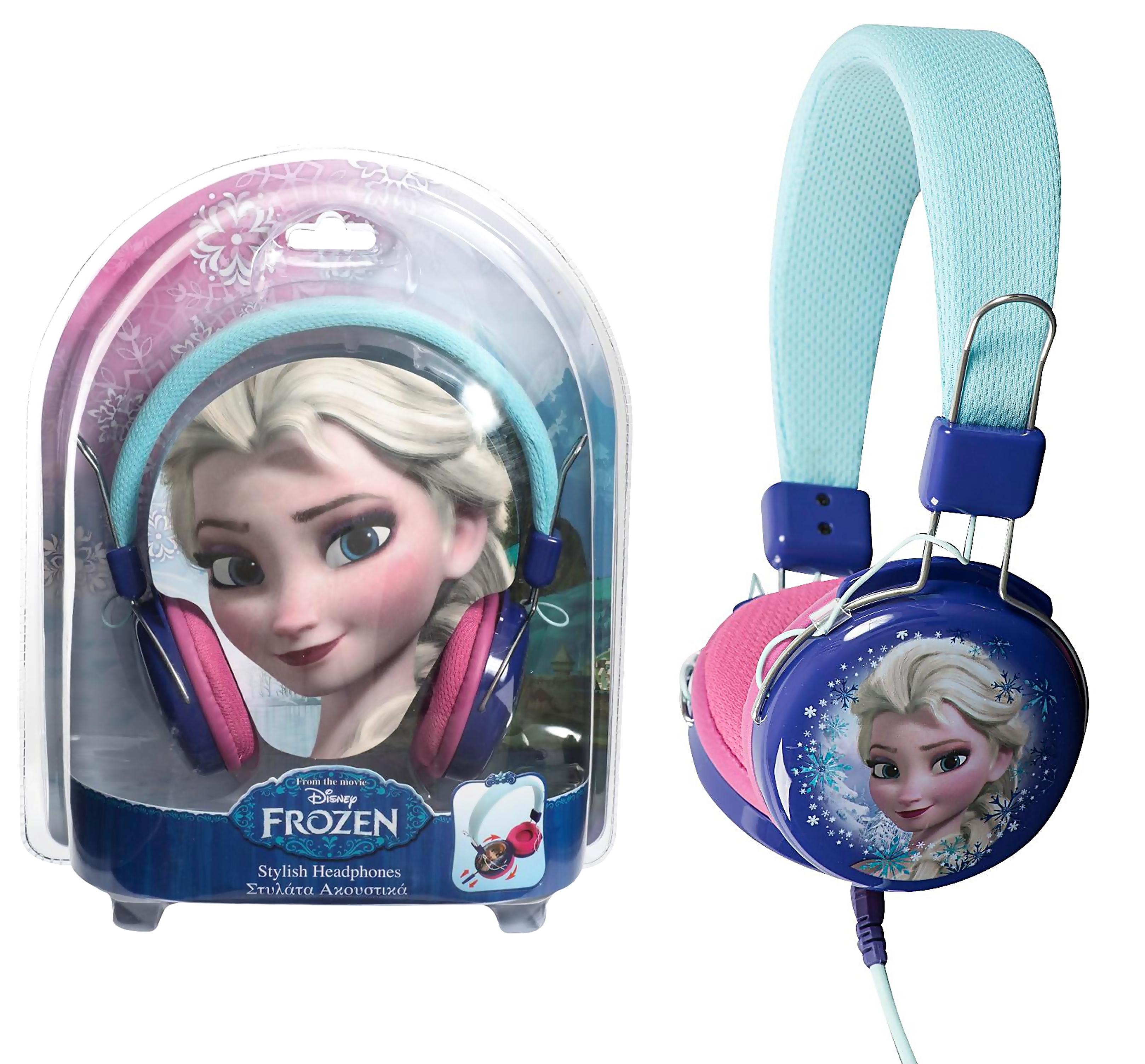 Disney Frozen 'Elsa' Stylish Headphones Computer Accessories