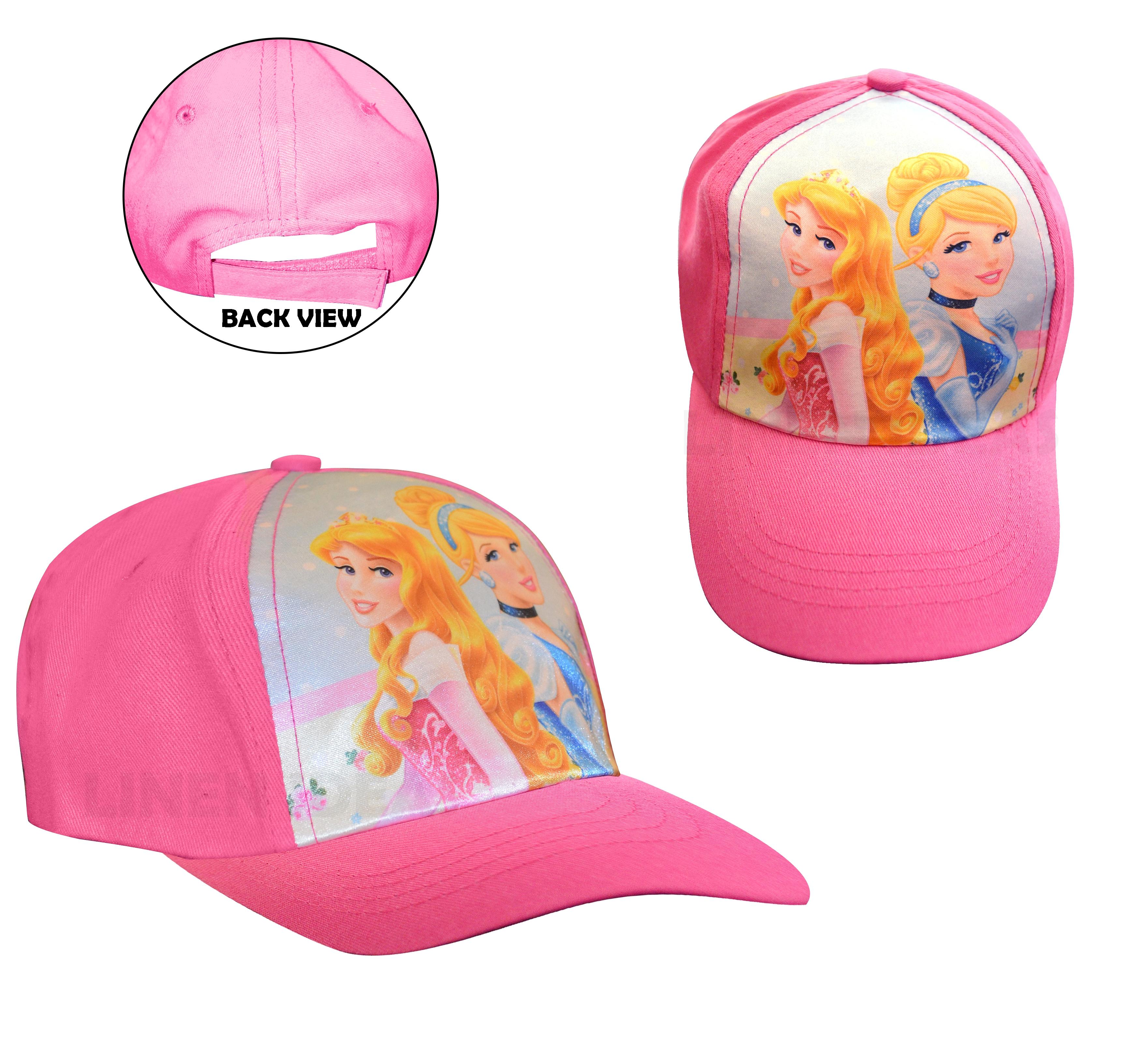 Disney Princess Summer Baseball Cap