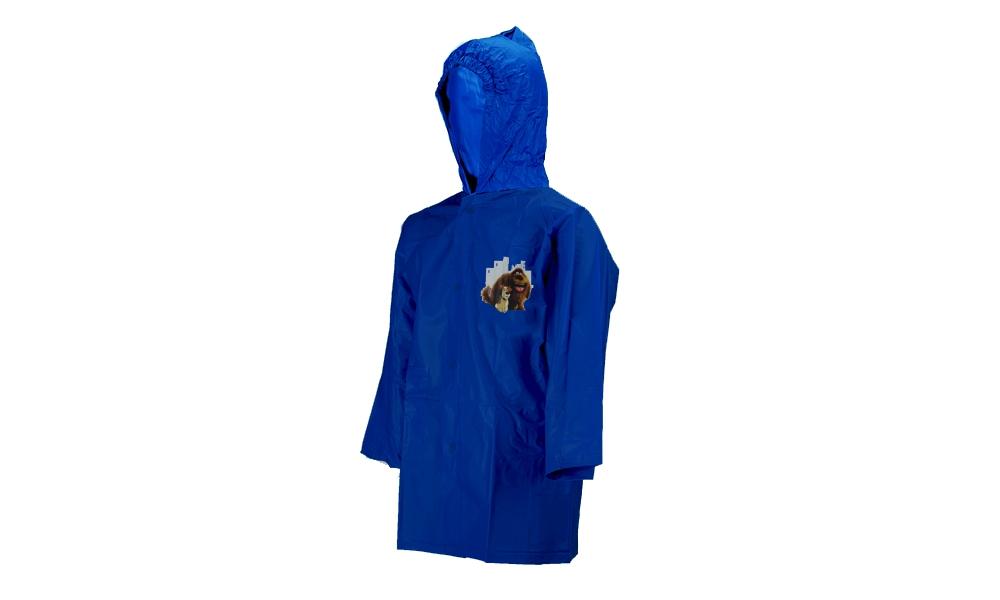 The Secret Life of Pets Dark Blue 4 Year Raincoat
