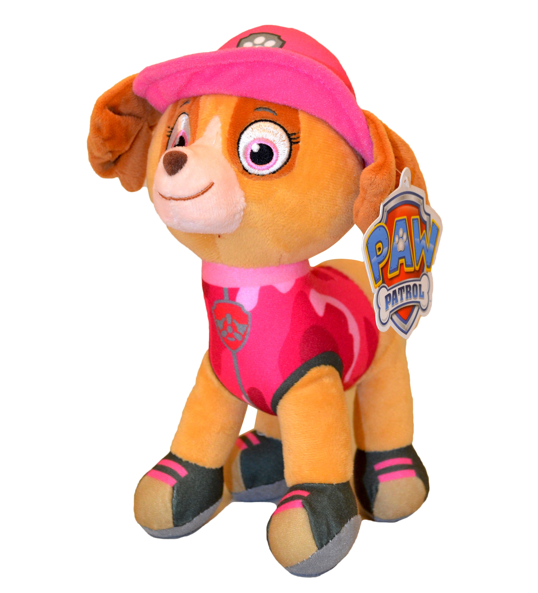 Paw Patrol Jungle Rescue 'Skye' 27cm Plush Soft Toy