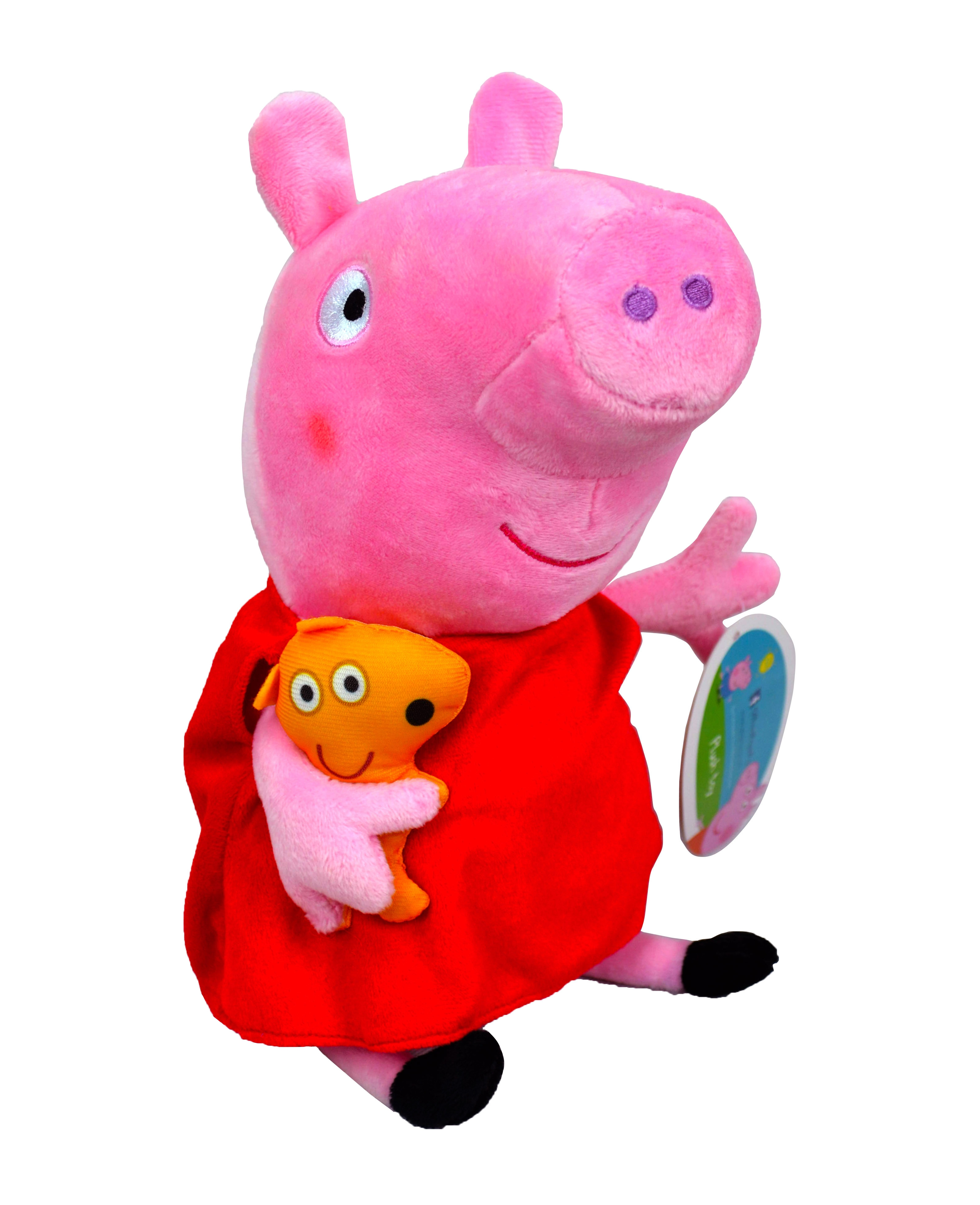 Best Peppa Pig Toys : Peppa pig toy cm plush soft