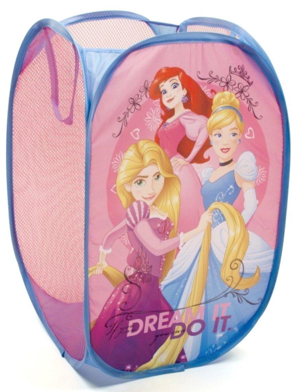 85e57959660d Disney Princess 'Dream' Girls Pop Up Storage Bin Room Tidy