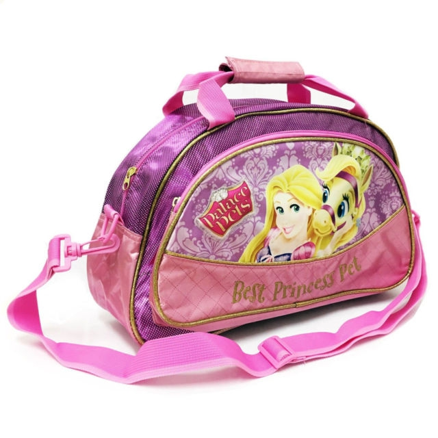 Disney Princess and Palace Pets Medium 'Holdall' School Bowling Bag
