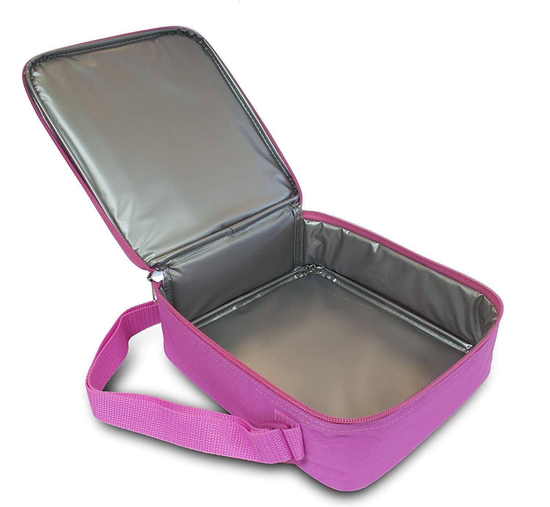Jojo Siwa Dream Crazy Big School Rectangle Lunch Bag