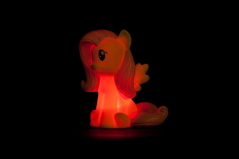 Official-Kids-Characters-Novelty-Illumi-Mates-Bedroom-Night-LED-Lamp-Light-Gift miniatuur 4