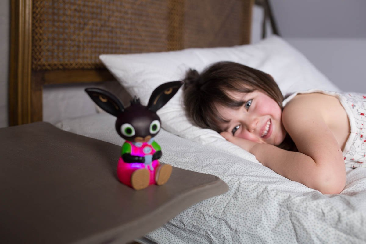 Bing Bunny and Hoppity 'Bing' Illumi-mates Led Light