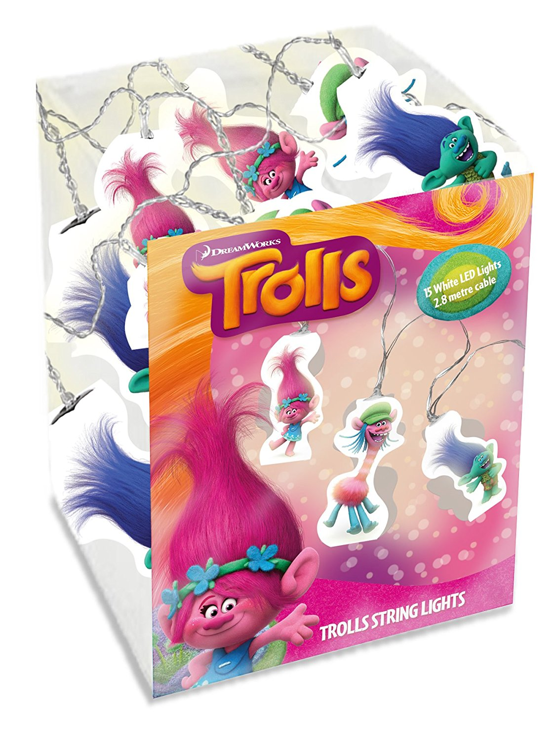 Trolls 'Friends' String Lights Lightings
