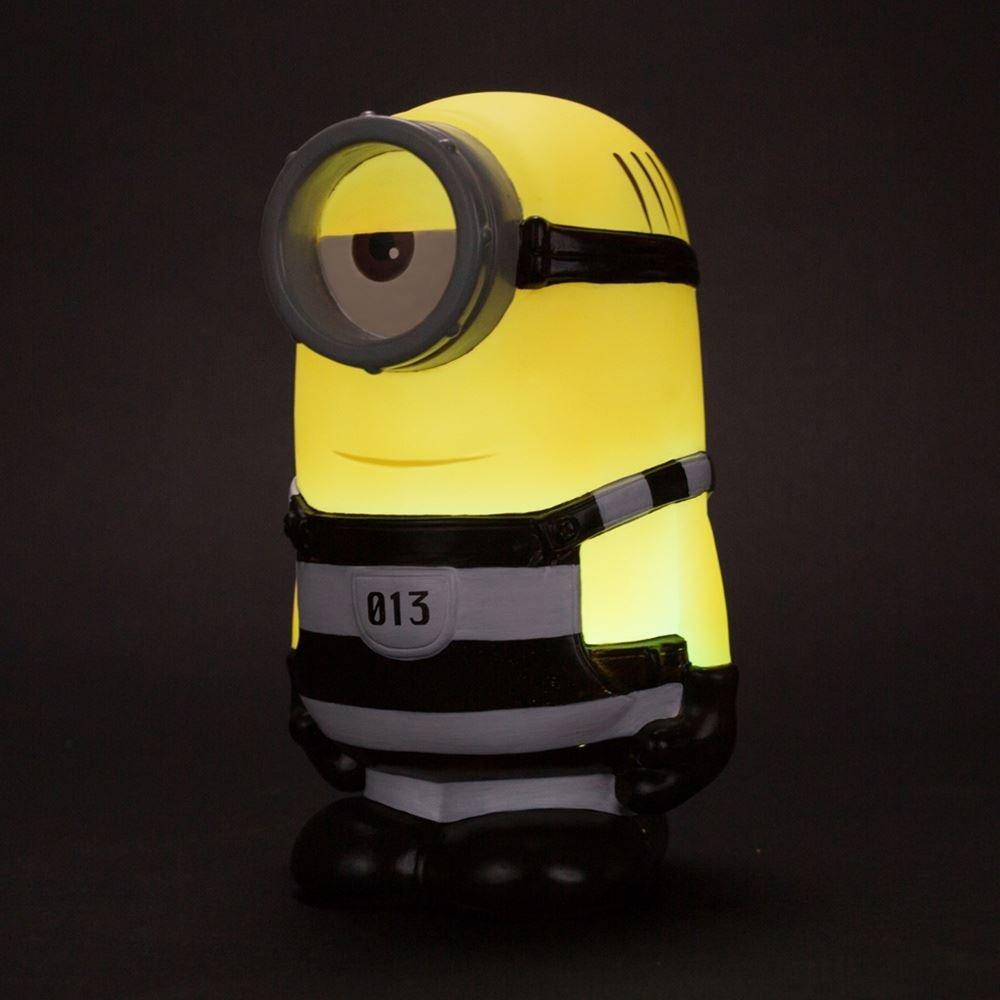 Official-Kids-Characters-Novelty-Illumi-Mates-Bedroom-Night-LED-Lamp-Light-Gift miniatuur 14