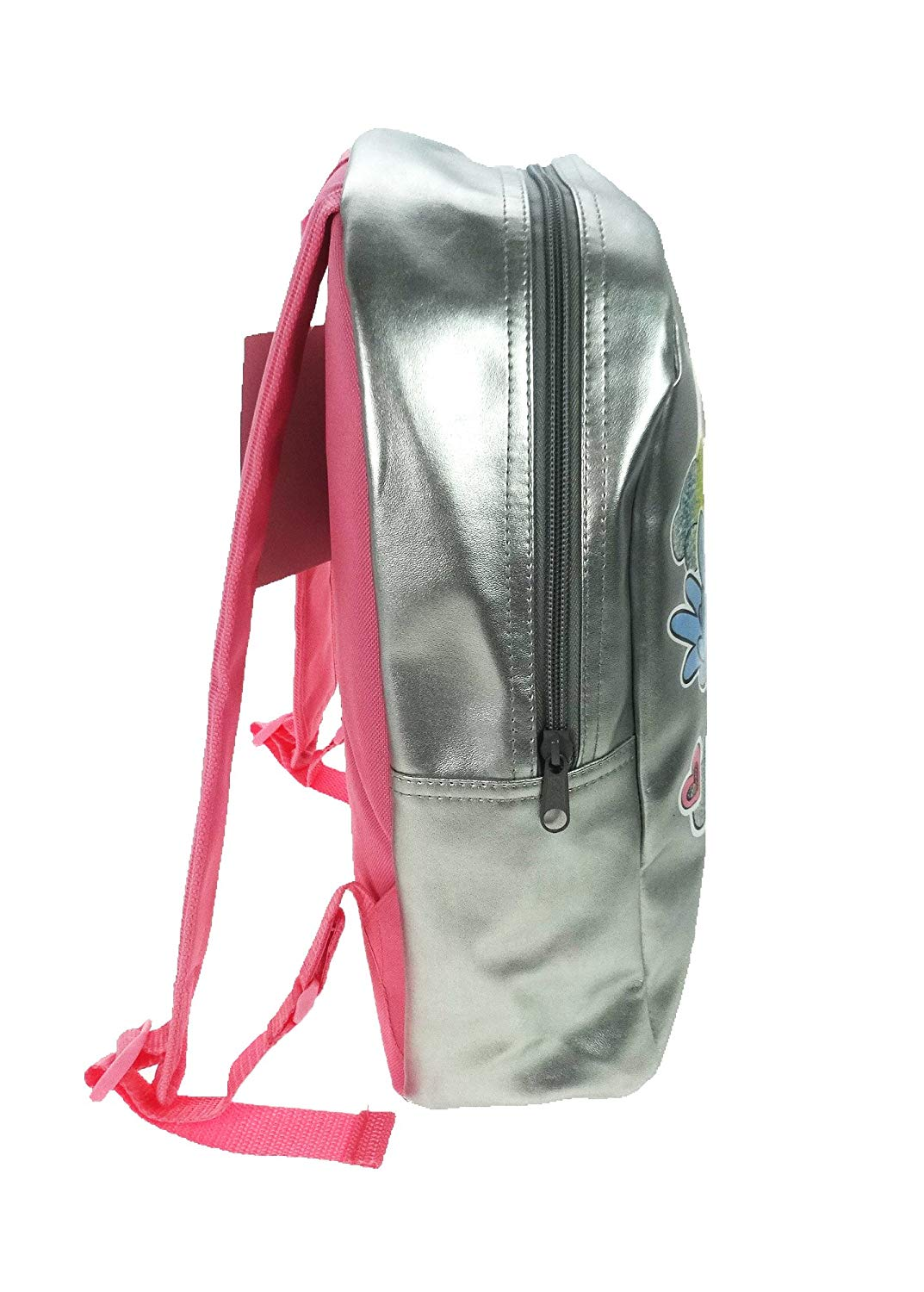 My Little Pony Novelty Silver School Bag Rucksack Backpack