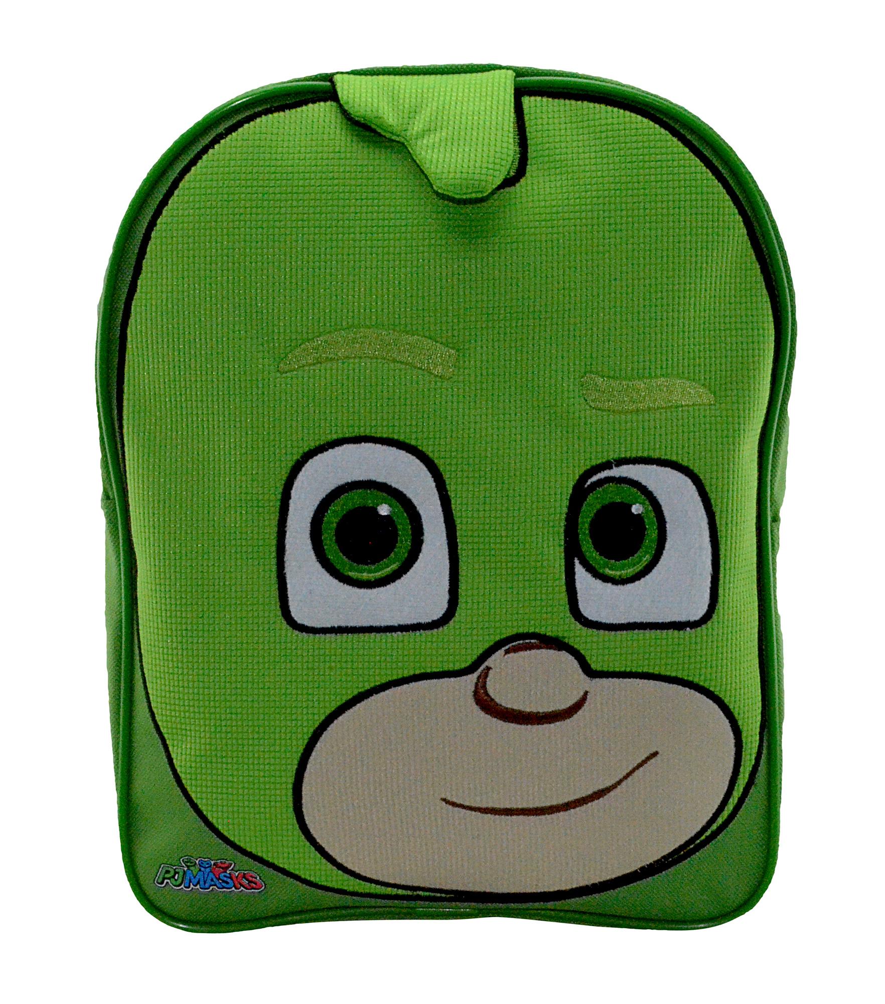 Pj Masks Gekko Novelity School Bag Rucksack Backpack
