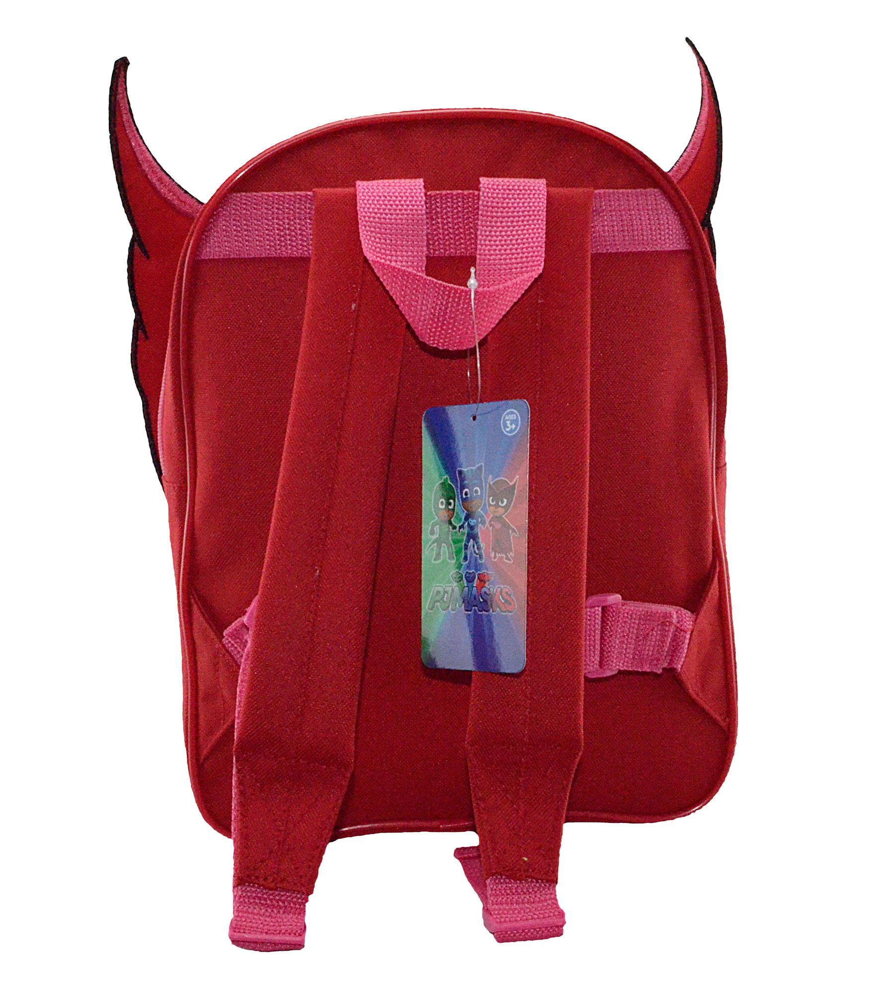 Pj Masks Owlette Novelity School Bag Rucksack Backpack