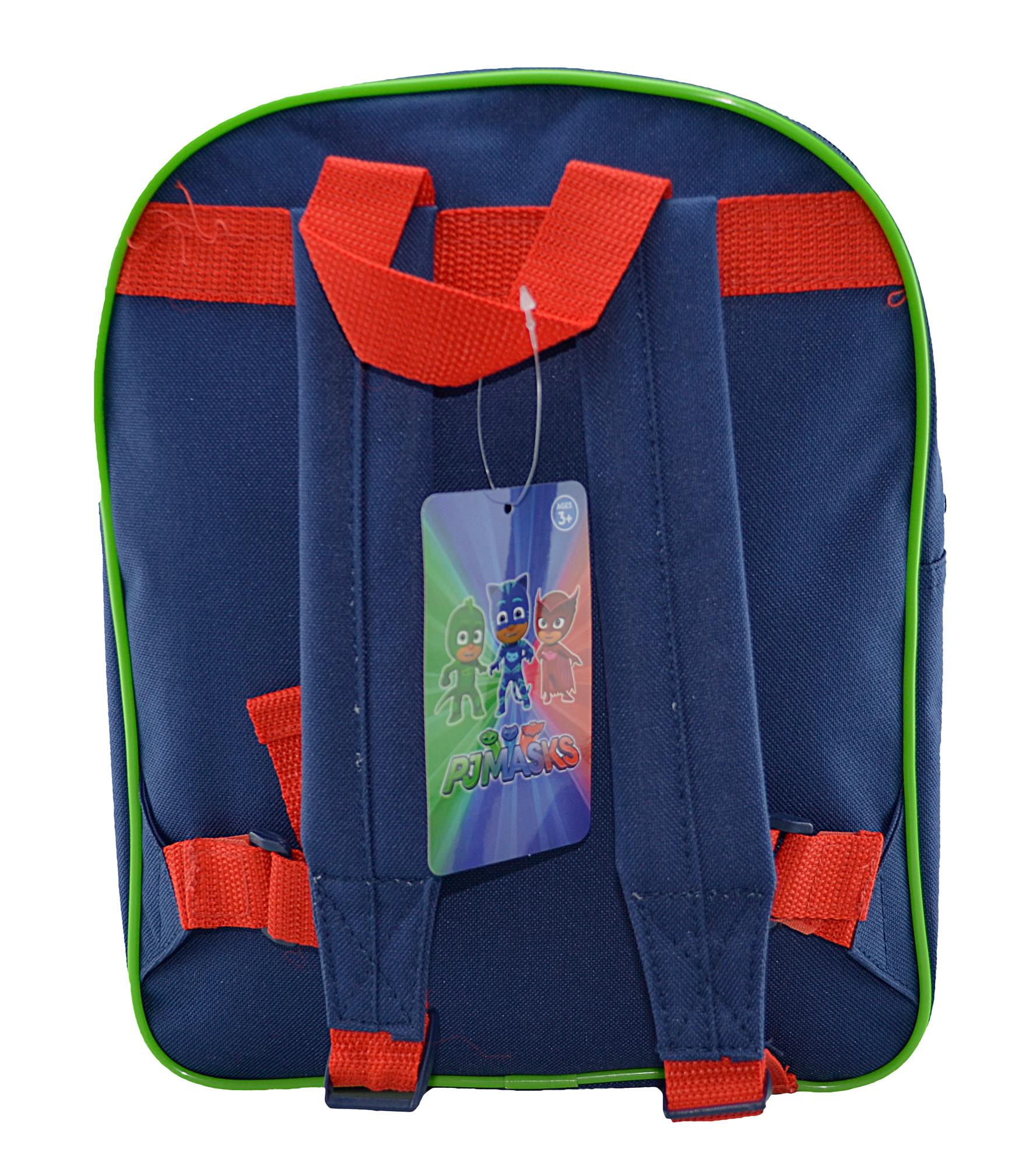 Pj Masks Swoop Swish Whoosh School Bag Rucksack Backpack