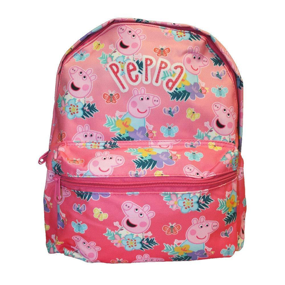 Peppa Pig Beautiful Nature Mini Roxy School Bag Rucksack Backpack