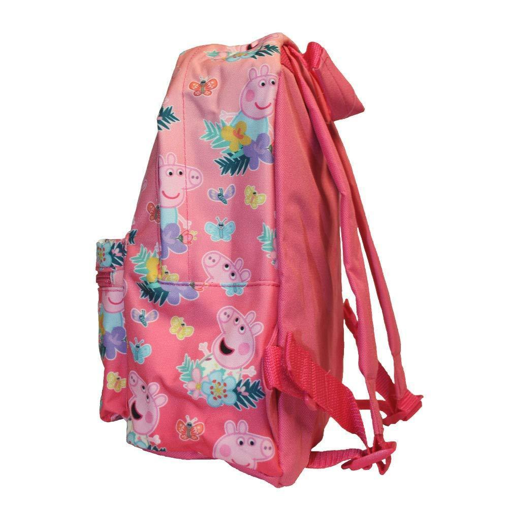 Peppa Pig Beautiful Nature Mini Roxy School Bag Rucksack Backpack