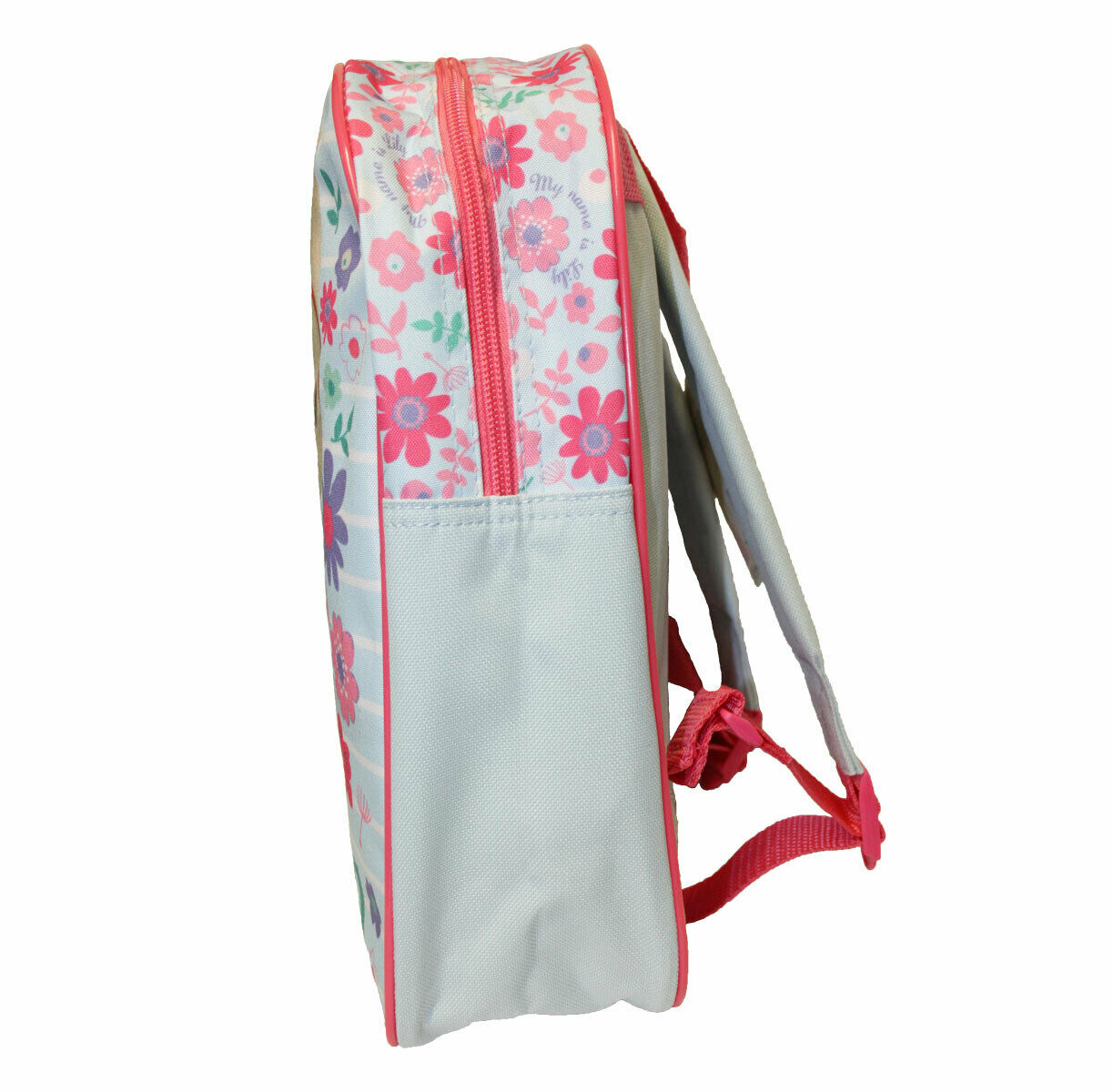 Disney Peter Rabbit Children' S Blue/pink School Bag Rucksack Backpack