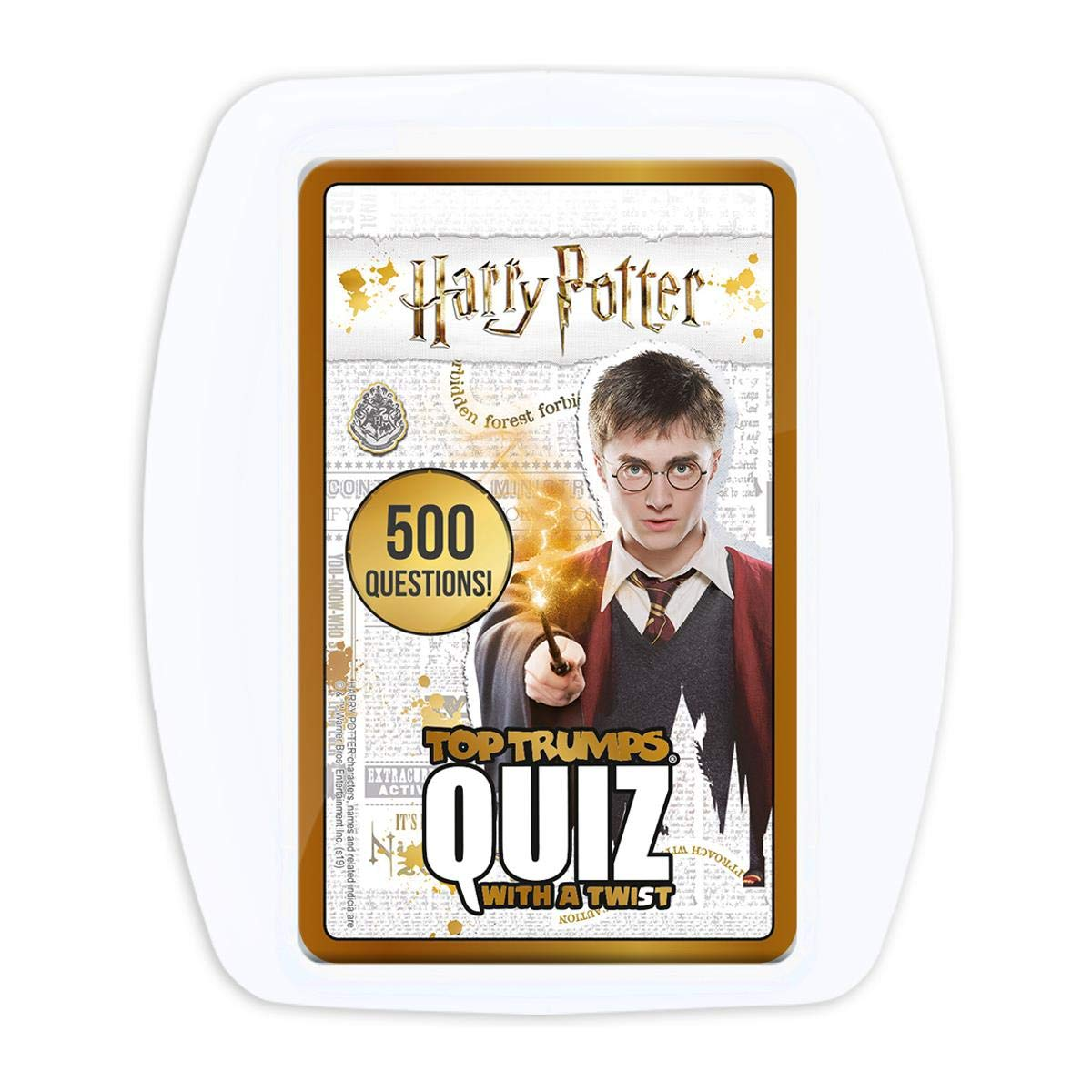 World of The Harry Potter Quiz Card Game