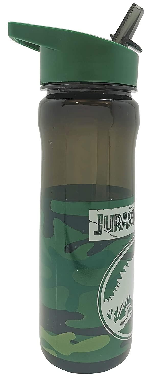 Jurassic World Water Bottle Green 600ml Aruba