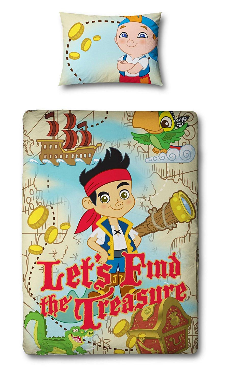 Childrens-Characters-Single-Bed-Quilt-Duvet-Cover-amp-Pillowcase-Kids-Bedding-Set thumbnail 175