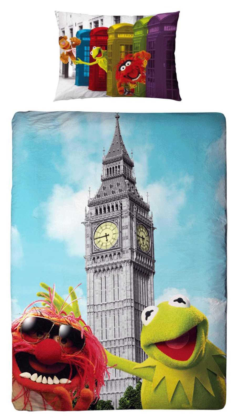 Childrens-Characters-Single-Bed-Quilt-Duvet-Cover-amp-Pillowcase-Kids-Bedding-Set thumbnail 151