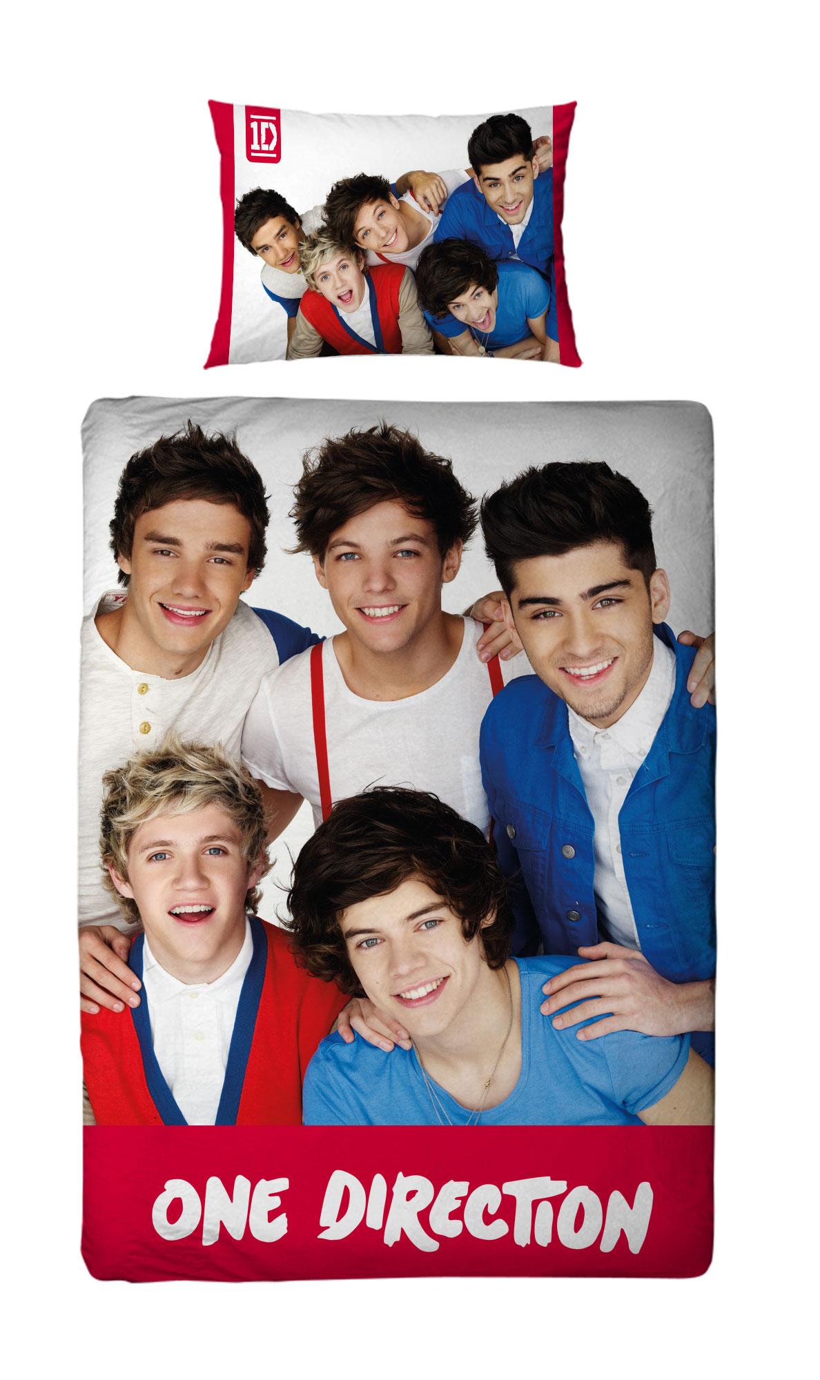 Childrens-Characters-Single-Bed-Quilt-Duvet-Cover-amp-Pillowcase-Kids-Bedding-Set thumbnail 148