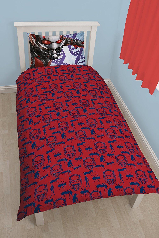 Childrens-Characters-Single-Bed-Quilt-Duvet-Cover-amp-Pillowcase-Kids-Bedding-Set thumbnail 127
