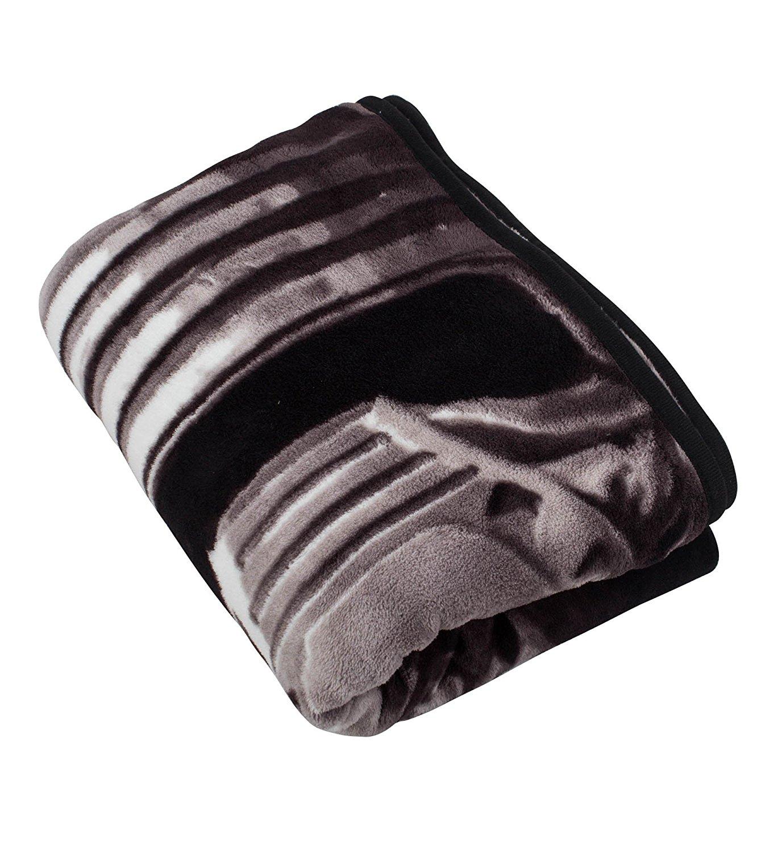 Disney Star Wars Episode 7 'Awaken' Coral Panel Fleece Blanket Throw