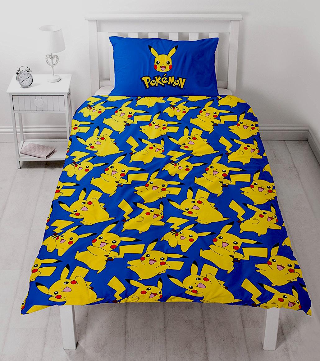 Childrens-Characters-Single-Bed-Quilt-Duvet-Cover-amp-Pillowcase-Kids-Bedding-Set thumbnail 100