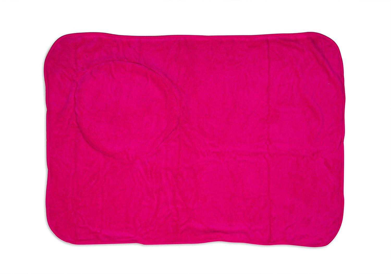 Shopkins 'Shopaholic' Travel Blanket Rotary Fleece Throw