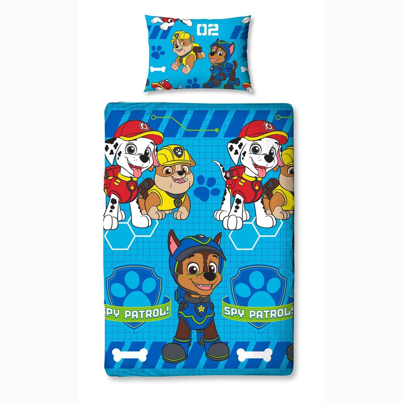 Childrens-Characters-Single-Bed-Quilt-Duvet-Cover-amp-Pillowcase-Kids-Bedding-Set thumbnail 49