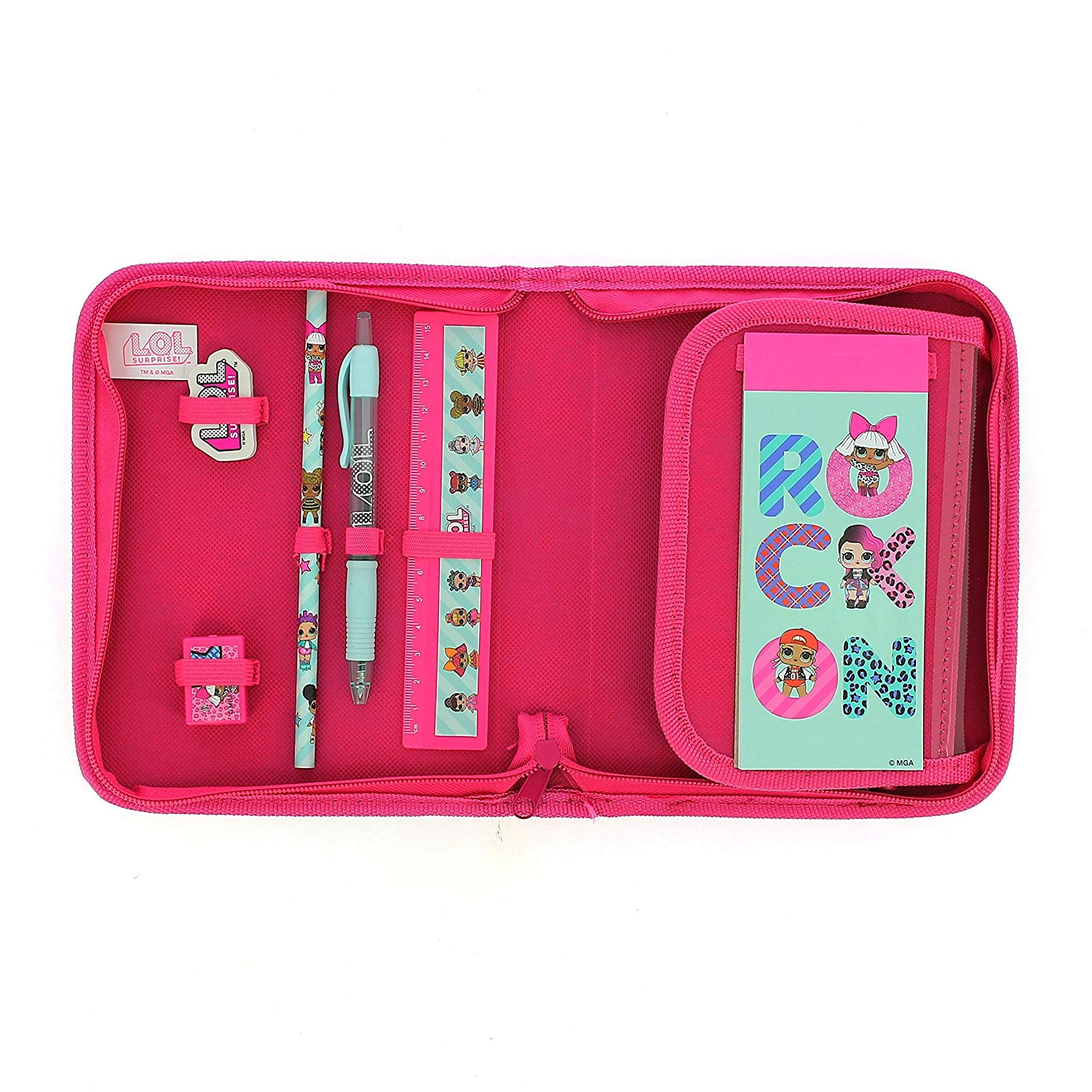 Lol Surprise Filled Pencil Case Stationery