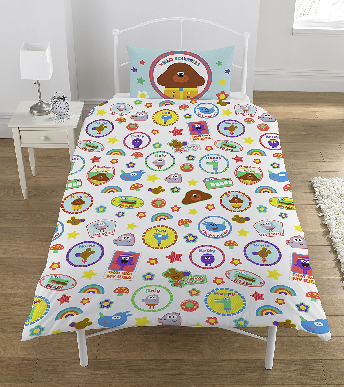 Hey Duggee Kids Bedroom Accesories Beach Towel Single Junior