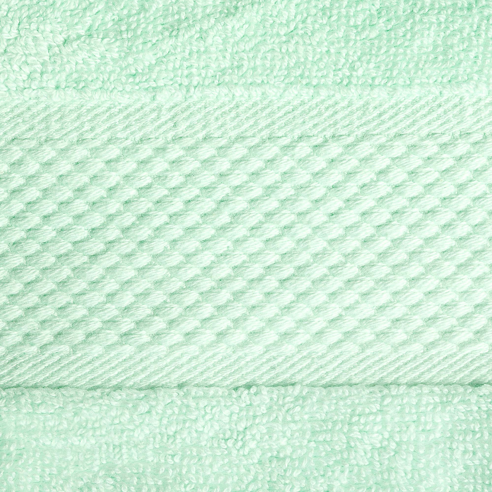 8pcs 700gsm Signature Range Mint Plain 8 Pieces Bale Set Towel