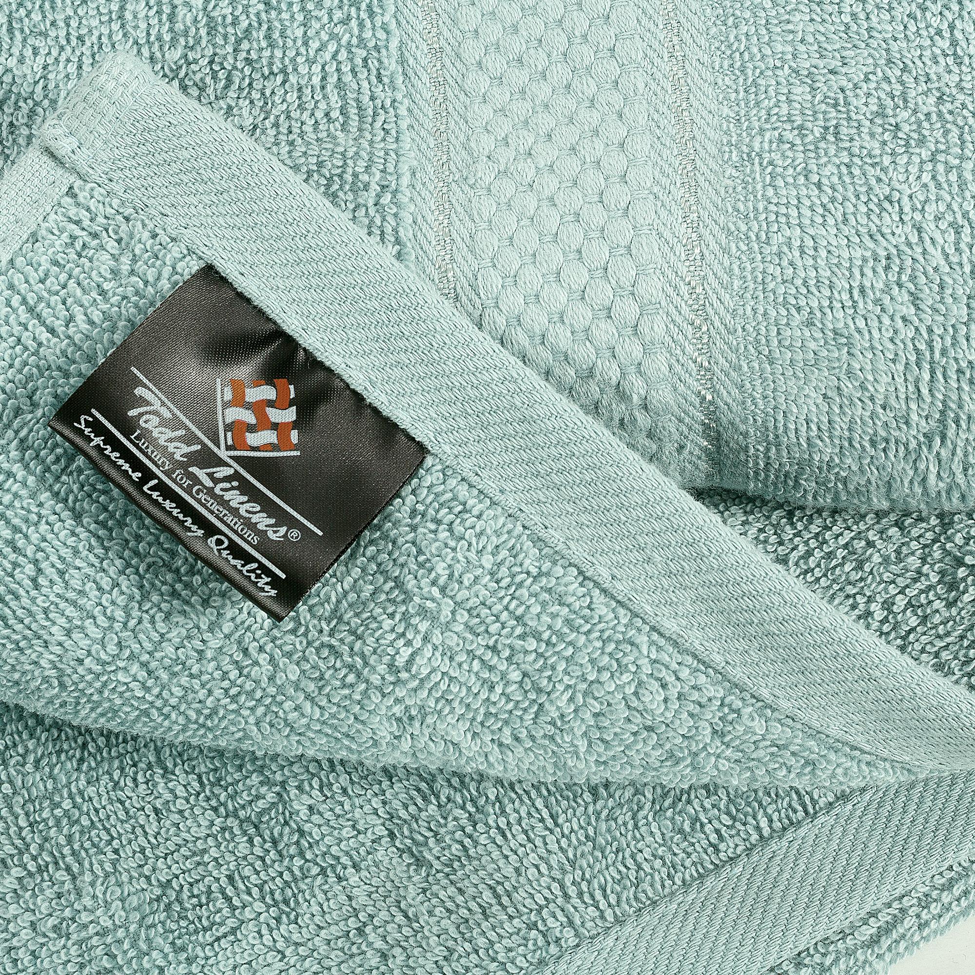 Bale Set 2pcs Duck Egg Plain Bath Towel