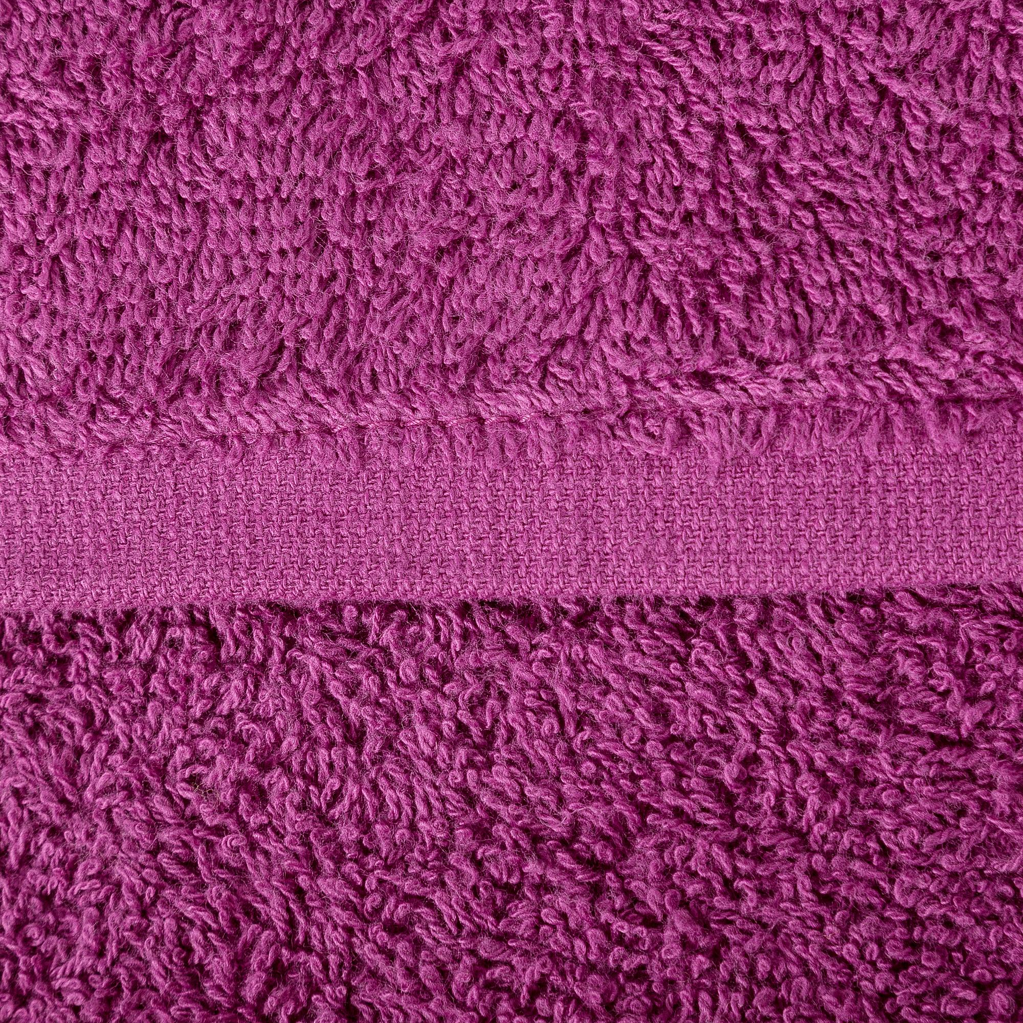 Bale Set 24pcs Purple Plain Face Towel