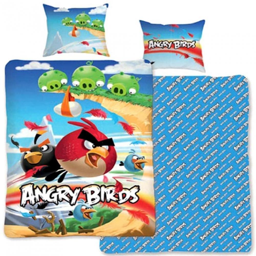 Childrens-Characters-Single-Bed-Quilt-Duvet-Cover-amp-Pillowcase-Kids-Bedding-Set thumbnail 172