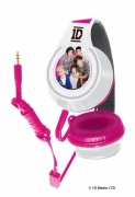 One Direction Headphones Computer Accessories