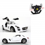 Mercedes Benz Sls Amg 1:14 Scale Radio Controlled Cars Toy