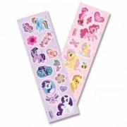 My Little Pony 8pc Sticker Set Decoration