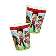 Nickelodeon Paw Patrol 8 Pack '266 Ml' Cups Party Accessories
