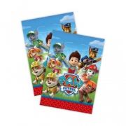 Nickelodeon 'Paw Patrol' 8 Pack Loot Bag Party Accessories