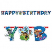 Nickelodeon 'Paw Patrol' 5.9 Feet Letter Banner Party Accessories