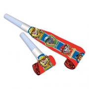 Nickelodeon 'Paw Patrol' 8 Pack Blowouts Party Accessories