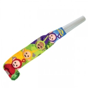 Teletubbies 8 Pack Blowouts Party Accessories