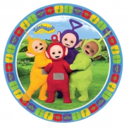 Teletubbies '7 Inch' 8 Pack Plates Party Accessories