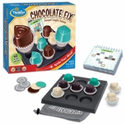 Chocolate Fix Sweet Logic Game Board Puzzle