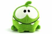 Cut The Rope 'Om Nom' Green 8 inch Plush Soft Toy